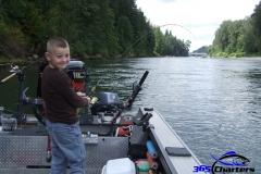 Fish On Chinook