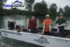 Chinook Salmon & Steelhead